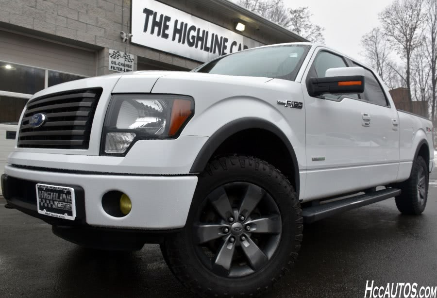 Used 2011 Ford F-150 in Waterbury, Connecticut | Highline Car Connection. Waterbury, Connecticut