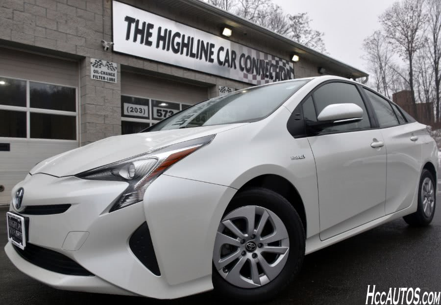 Used 2016 Toyota Prius in Waterbury, Connecticut | Highline Car Connection. Waterbury, Connecticut
