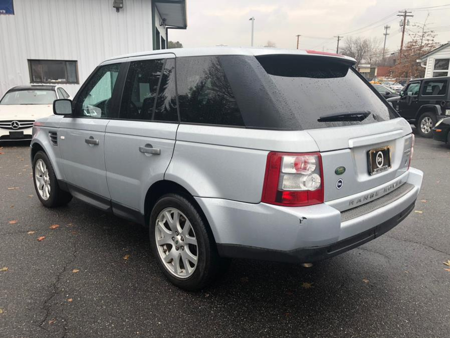 Used Land Rover Range Rover Sport 4WD 4dr HSE 2009 | Chip's Auto Sales Inc. Milford, Connecticut