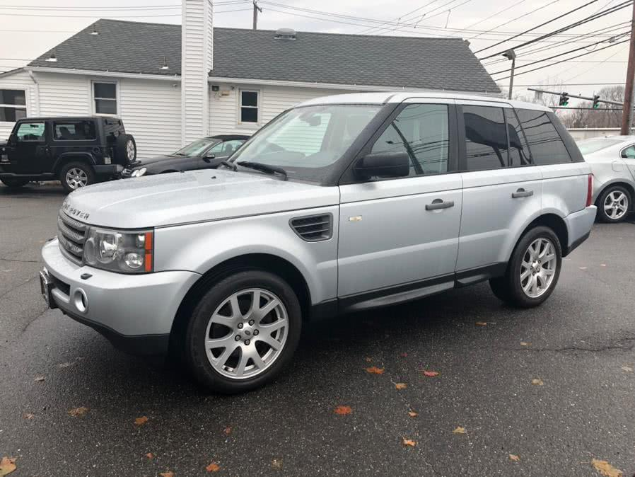 Used 2009 Land Rover Range Rover Sport in Milford, Connecticut | Chip's Auto Sales Inc. Milford, Connecticut