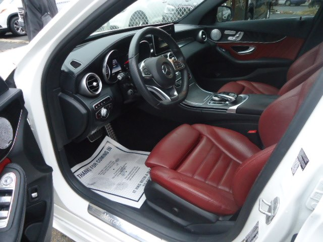 Used Mercedes-Benz C-Class 4dr Sdn C 400 4MATIC AMG loaded 2015 | Top Line Auto Inc.. Brooklyn, New York