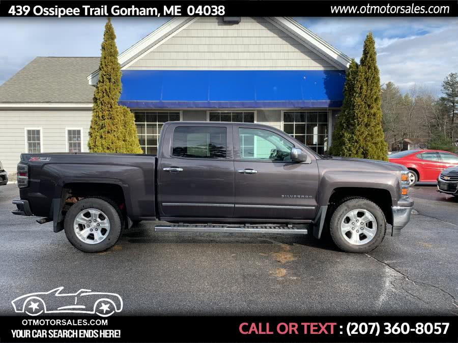 Used 2014 Chevrolet Silverado 1500 in Gorham, Maine | Ossipee Trail Motor Sales. Gorham, Maine