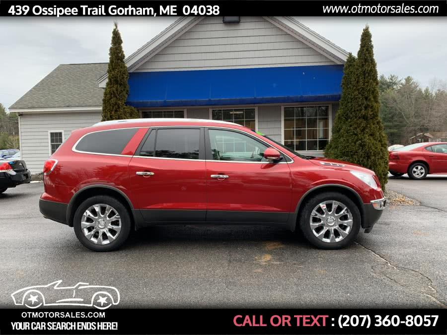 Used 2012 Buick Enclave in Gorham, Maine | Ossipee Trail Motor Sales. Gorham, Maine