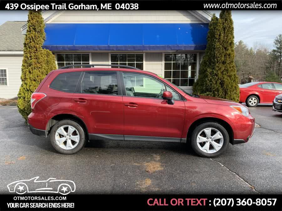 Used 2014 Subaru Forester in Gorham, Maine | Ossipee Trail Motor Sales. Gorham, Maine