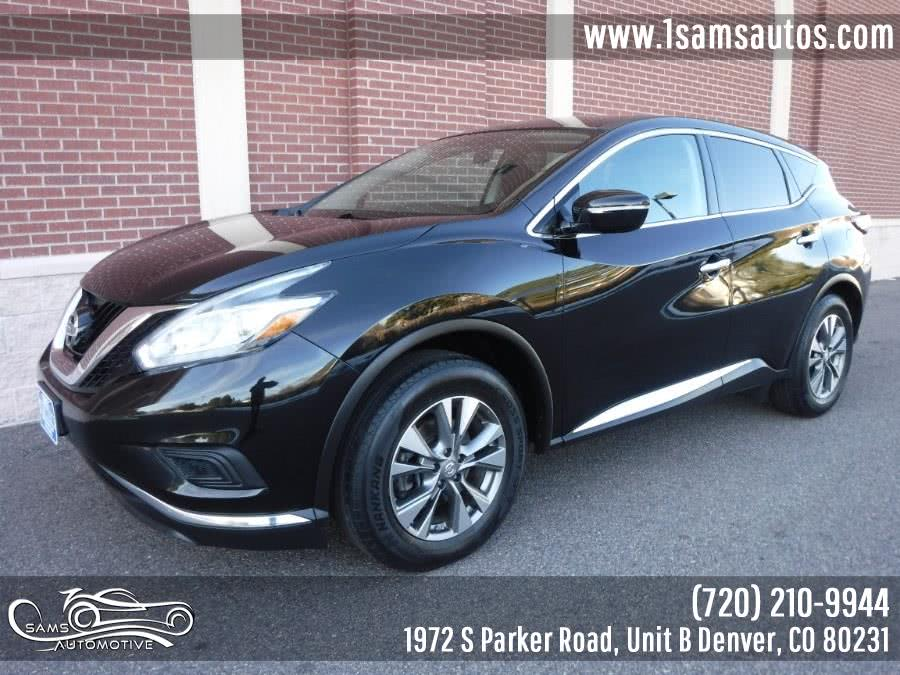 Used 2015 Nissan Murano in Denver, Colorado | Sam's Automotive. Denver, Colorado