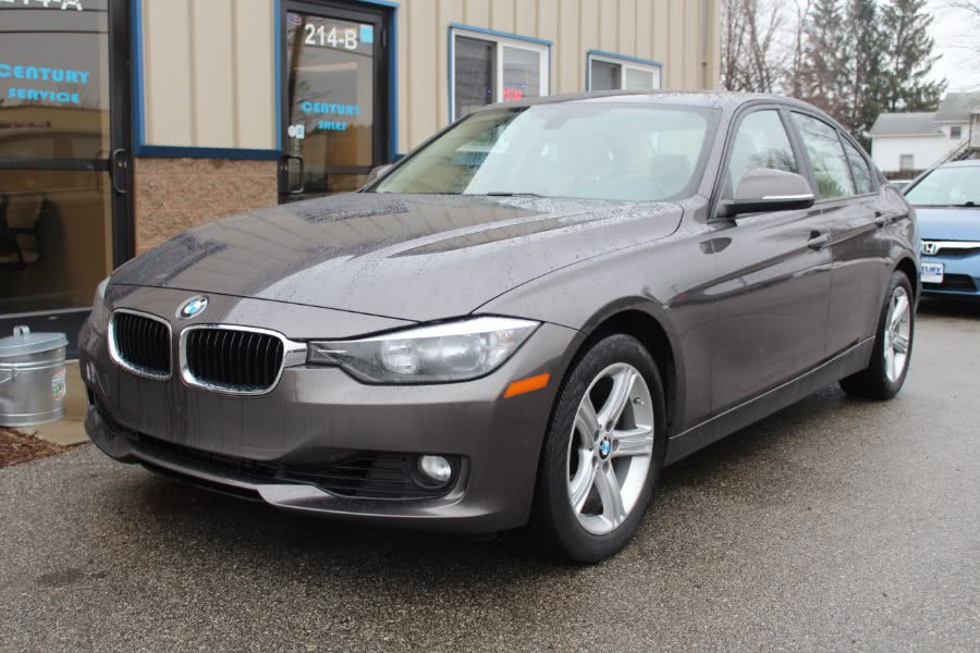 Used 2015 BMW 3 Series in East Windsor, Connecticut | Century Auto And Truck. East Windsor, Connecticut