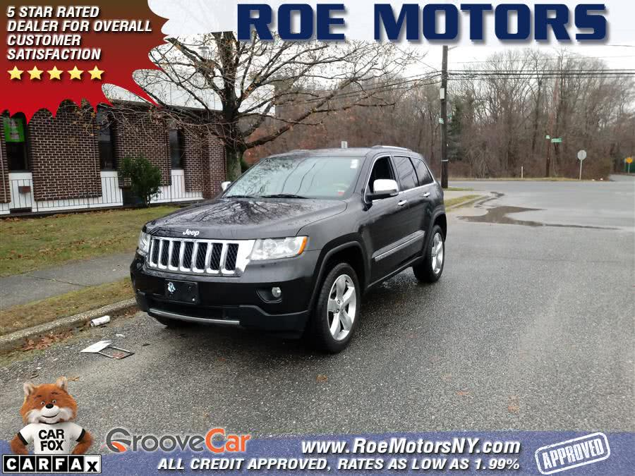 Used 2013 Jeep Grand Cherokee in Shirley, New York | Roe Motors Ltd. Shirley, New York