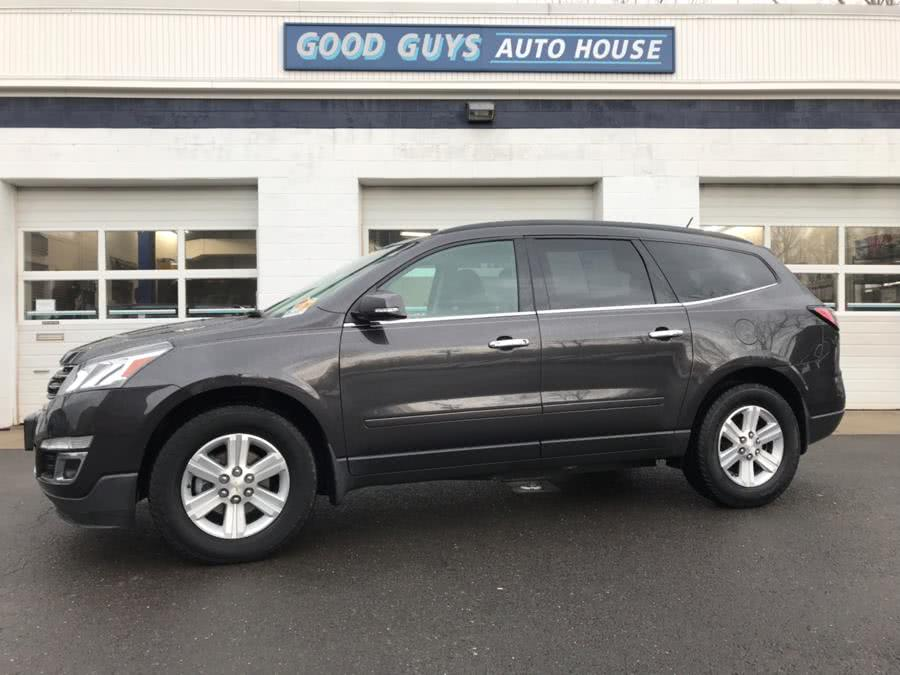 Used 2014 Chevrolet Traverse in Southington, Connecticut | Good Guys Auto House. Southington, Connecticut