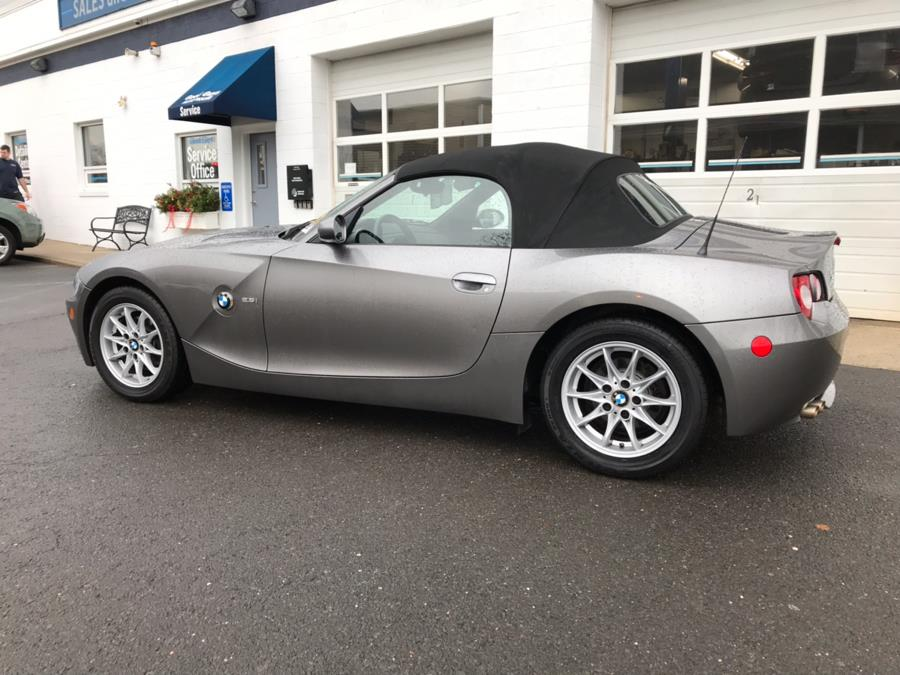 2005 BMW Z4 2dr Roadster 2.5i, available for sale in Southington, Connecticut | Good Guys Auto House. Southington, Connecticut