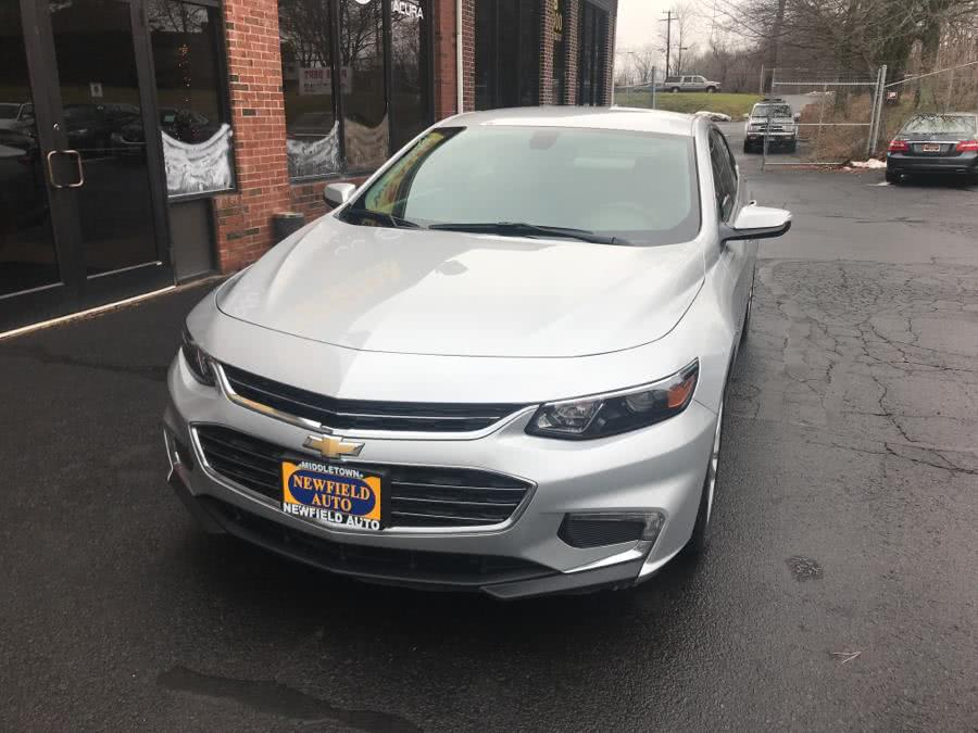 Used Chevrolet Malibu 4dr Sdn LT w/1LT 2017 | Newfield Auto Sales. Middletown, Connecticut