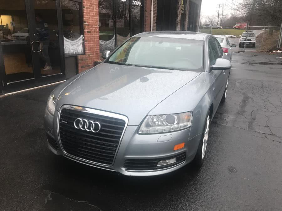 Used 2010 Audi A6 in Middletown, Connecticut | Newfield Auto Sales. Middletown, Connecticut