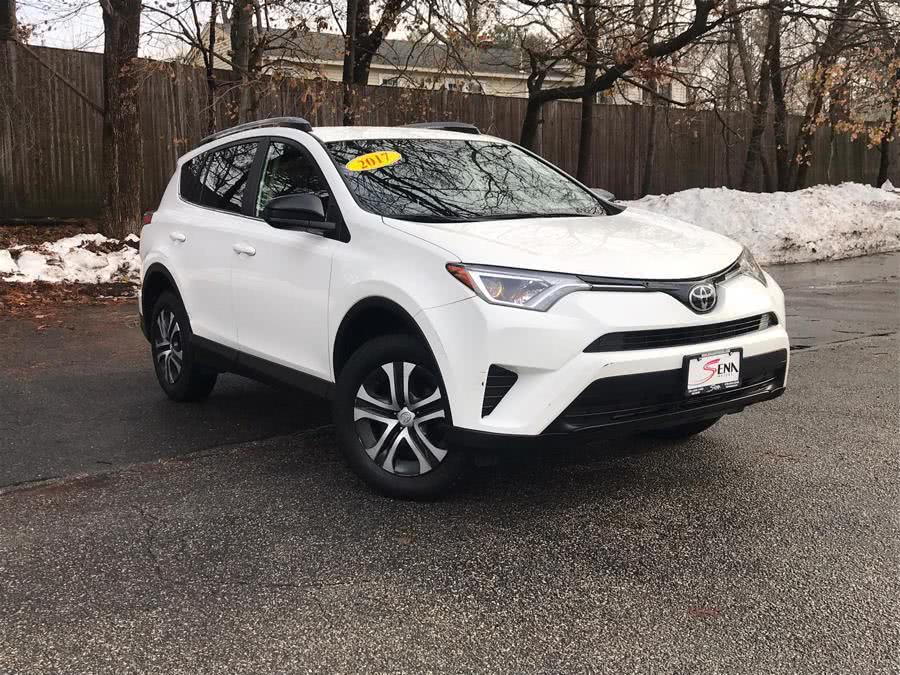 Used 2017 Toyota RAV4 in Revere, Massachusetts   Sena Motors Inc. Revere, Massachusetts