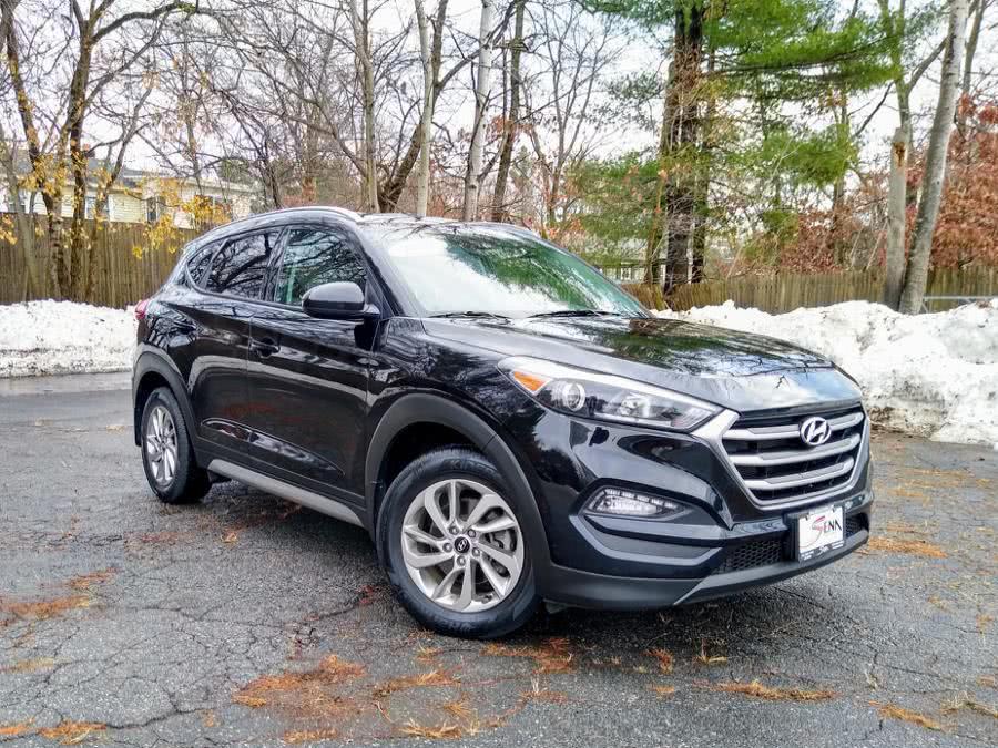 Used 2017 Hyundai Tucson in Revere, Massachusetts   Sena Motors Inc. Revere, Massachusetts