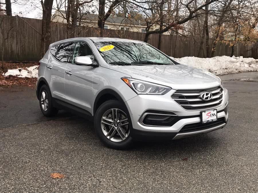 Used 2017 Hyundai Santa Fe Sport in Revere, Massachusetts   Sena Motors Inc. Revere, Massachusetts