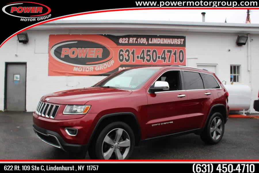 Used 2014 Jeep Grand Cherokee in Lindenhurst , New York | Power Motor Group. Lindenhurst , New York