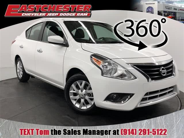 Used 2018 Nissan Versa in Bronx, New York | Eastchester Motor Cars. Bronx, New York