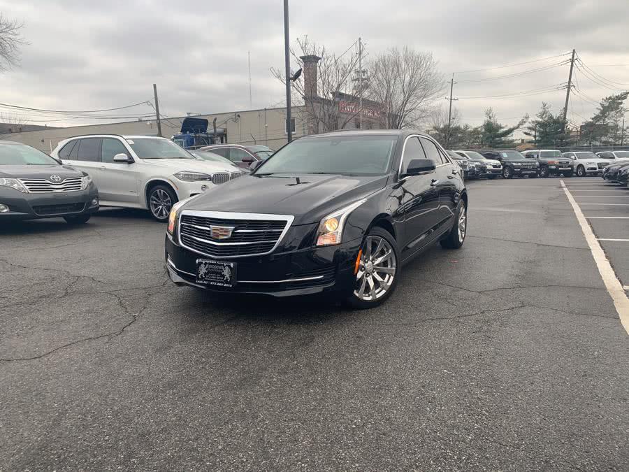 Used 2017 Cadillac ATS Sedan in Lodi, New Jersey   European Auto Expo. Lodi, New Jersey