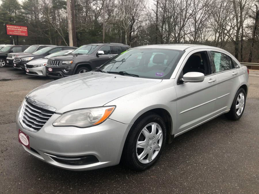 Used 2012 Chrysler 200 in Harpswell, Maine | Harpswell Auto Sales Inc. Harpswell, Maine