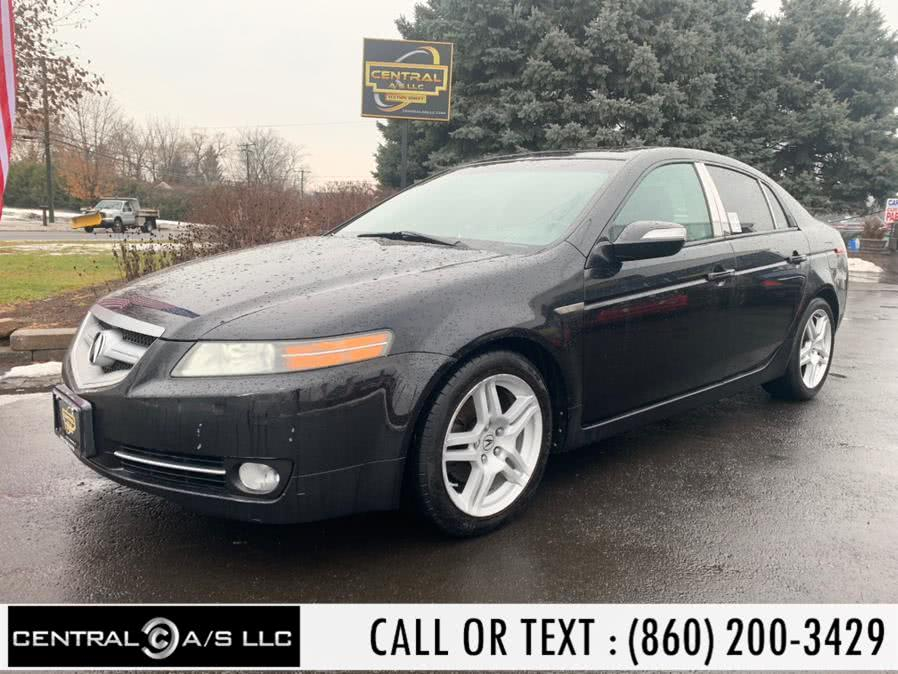 Used Acura TL 4dr Sdn Auto 2008 | Central A/S LLC. East Windsor, Connecticut