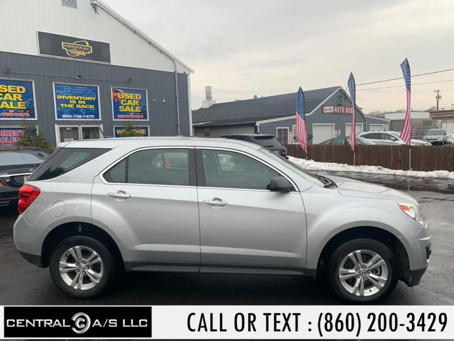Used Chevrolet Equinox AWD 4dr LS 2012 | Central A/S LLC. East Windsor, Connecticut