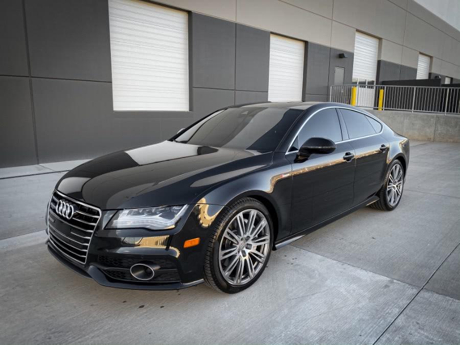 Used 2012 Audi A7 in Salt Lake City, Utah | Guchon Imports. Salt Lake City, Utah