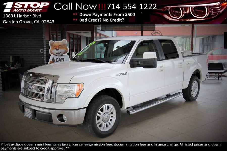 Used 2010 Ford F-150 in Garden Grove, California | 1 Stop Auto Mart Inc.. Garden Grove, California