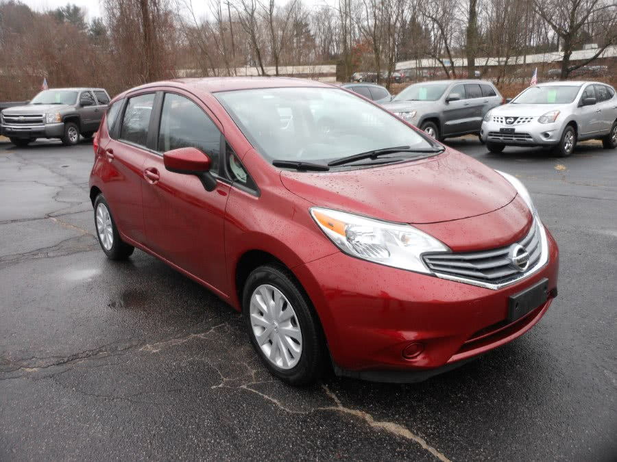 Used 2016 Nissan Versa Note in Yantic, Connecticut | Yantic Auto Center. Yantic, Connecticut