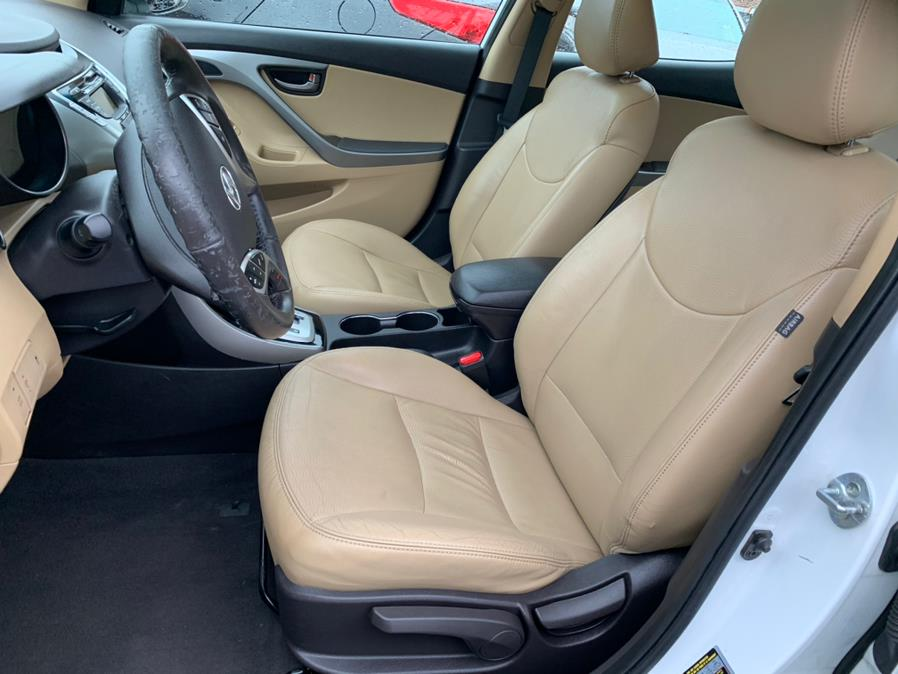 Used Hyundai Elantra Limited 2012 | Central Auto Sales & Service. New Britain, Connecticut