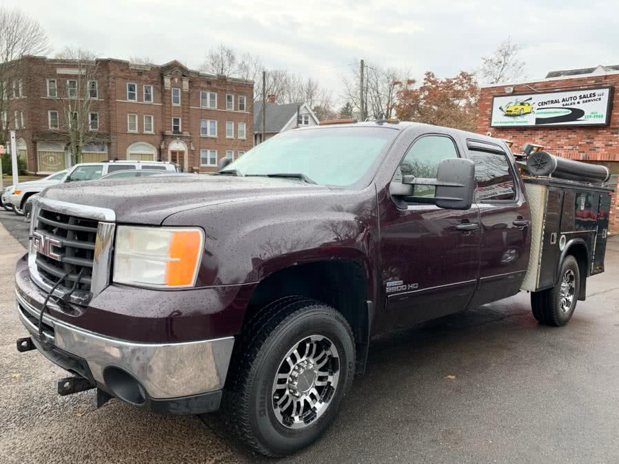 Used 2008 GMC Sierra 2500HD in New Britain, Connecticut | Central Auto Sales & Service. New Britain, Connecticut