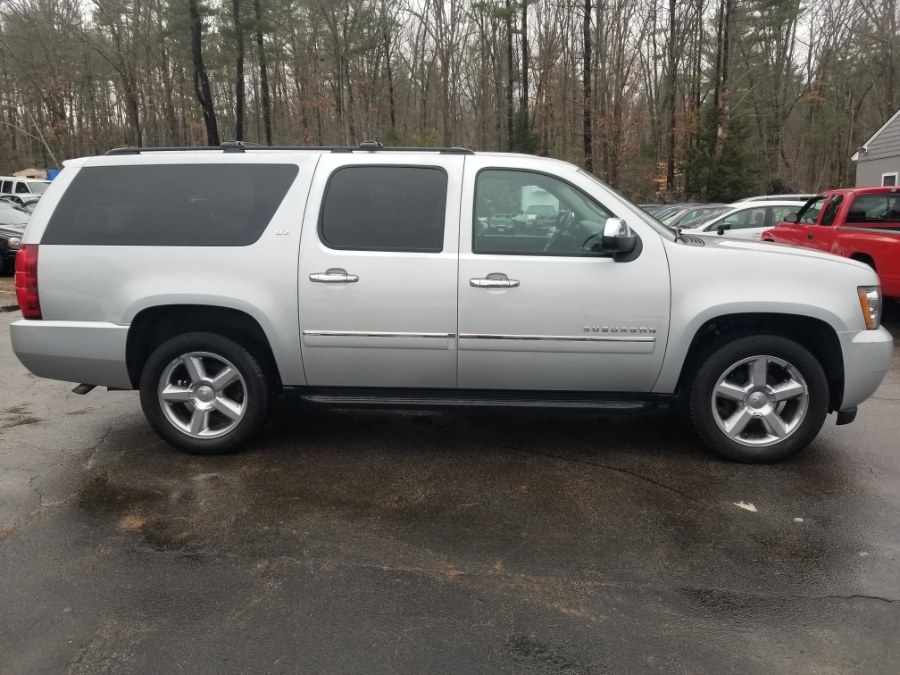 Used Chevrolet Suburban 4WD 4dr 1500 LTZ 2013 | ODA Auto Precision LLC. Auburn, New Hampshire