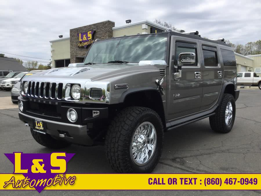 Used HUMMER H2 4WD 4dr SUV Luxury 2008 | L&S Automotive LLC. Plantsville, Connecticut