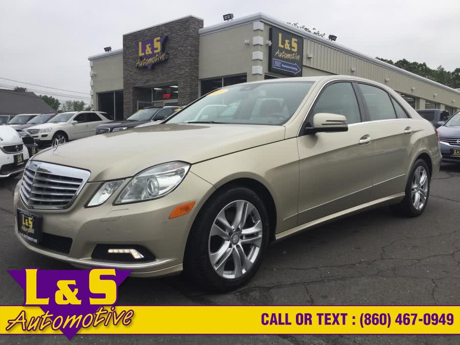 Used 2010 Mercedes-Benz E-Class in Plantsville, Connecticut | L&S Automotive LLC. Plantsville, Connecticut