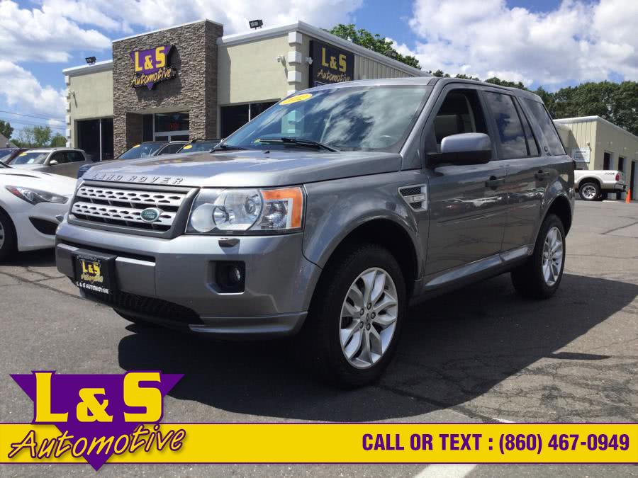 Used 2012 Land Rover LR2 in Plantsville, Connecticut | L&S Automotive LLC. Plantsville, Connecticut