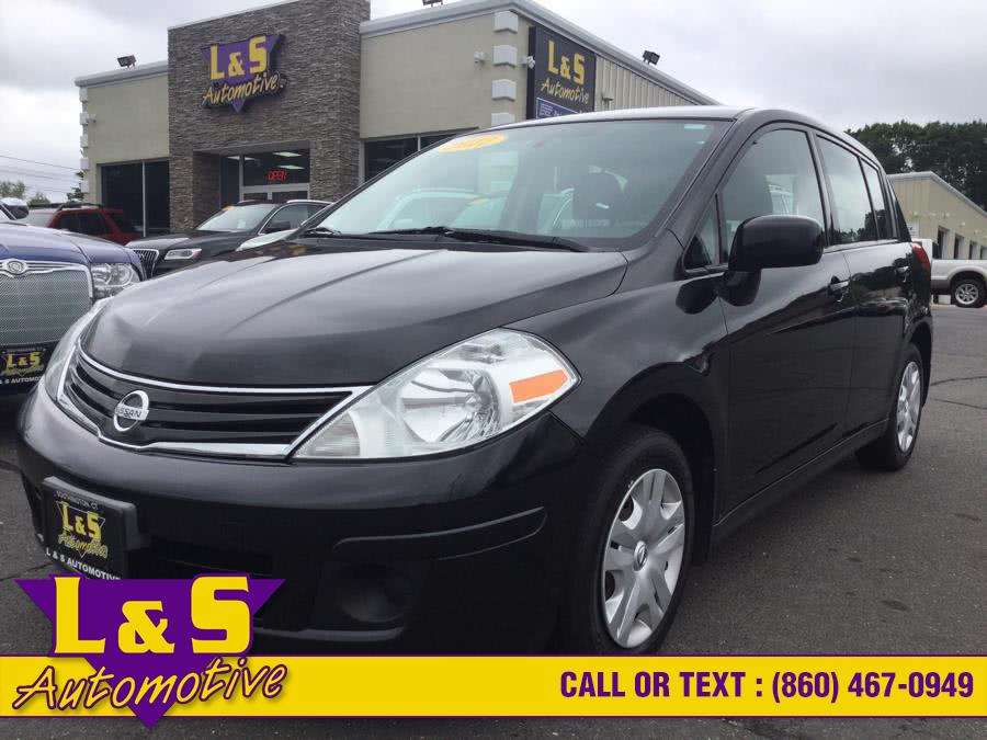 Used 2012 Nissan Versa in Plantsville, Connecticut | L&S Automotive LLC. Plantsville, Connecticut