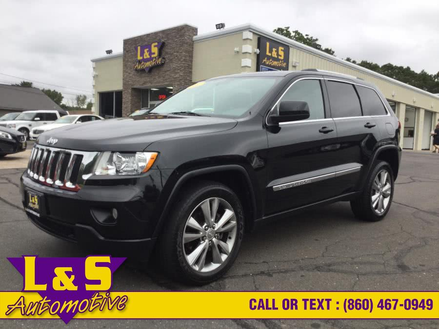 Used 2012 Jeep Grand Cherokee in Plantsville, Connecticut | L&S Automotive LLC. Plantsville, Connecticut