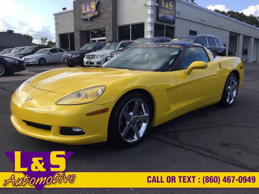 Used Chevrolet Corvette 3LT 2007 | L&S Automotive LLC. Plantsville, Connecticut