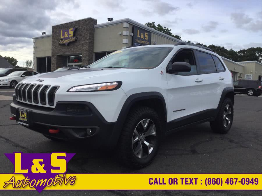 Used 2014 Jeep Cherokee in Plantsville, Connecticut | L&S Automotive LLC. Plantsville, Connecticut