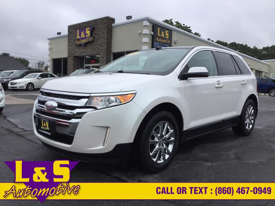Used 2013 Ford Edge in Plantsville, Connecticut | L&S Automotive LLC. Plantsville, Connecticut