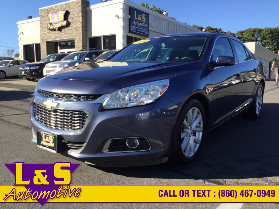 Used 2014 Chevrolet Malibu in Plantsville, Connecticut | L&S Automotive LLC. Plantsville, Connecticut