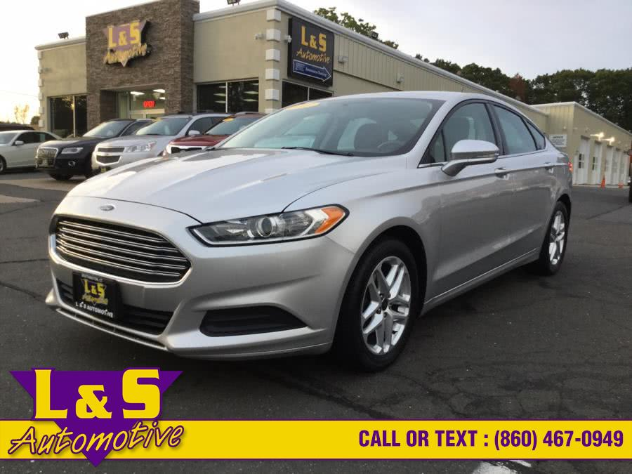 Used 2013 Ford Fusion in Plantsville, Connecticut | L&S Automotive LLC. Plantsville, Connecticut