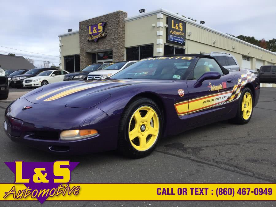 Used 1998 Chevrolet Corvette in Plantsville, Connecticut | L&S Automotive LLC. Plantsville, Connecticut
