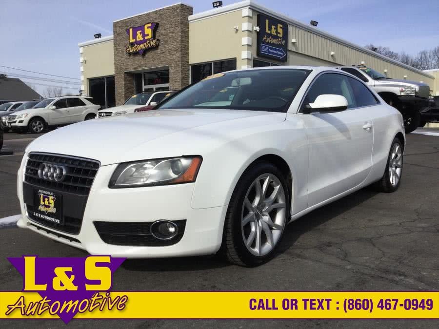 Used 2010 Audi A5 in Plantsville, Connecticut | L&S Automotive LLC. Plantsville, Connecticut