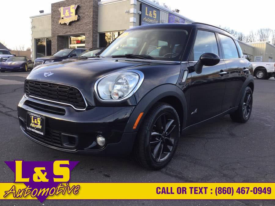 Used 2012 MINI Cooper Countryman in Plantsville, Connecticut | L&S Automotive LLC. Plantsville, Connecticut