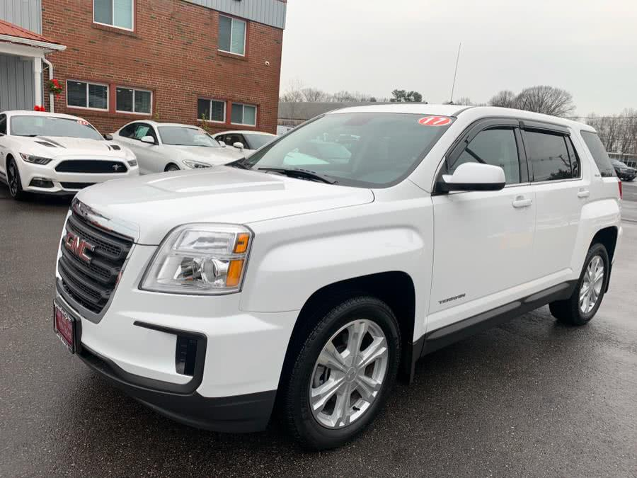 Used 2017 GMC Terrain in South Windsor, Connecticut | Mike And Tony Auto Sales, Inc. South Windsor, Connecticut
