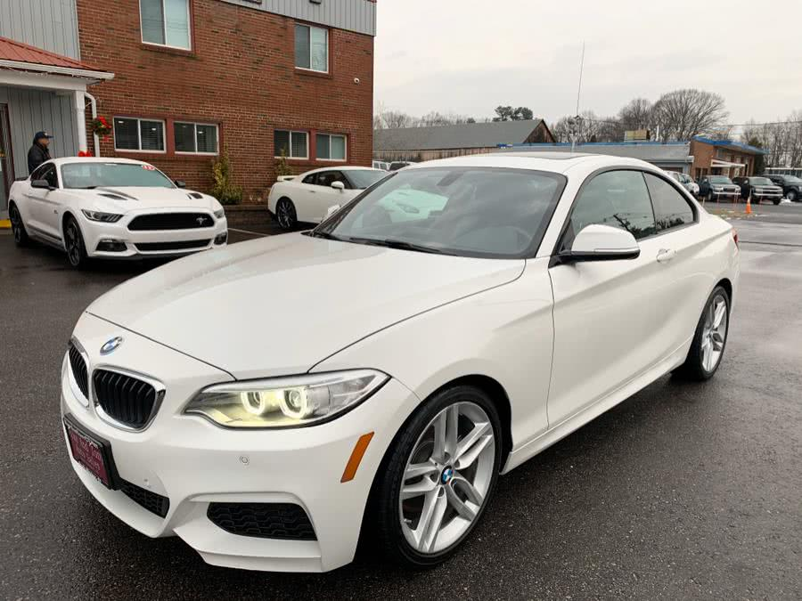 Used 2016 BMW 2 Series in South Windsor, Connecticut | Mike And Tony Auto Sales, Inc. South Windsor, Connecticut