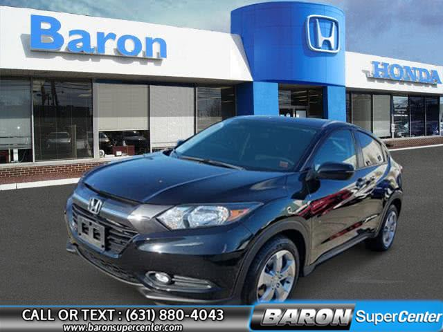 Used 2017 Honda Hr-v in Patchogue, New York | Baron Supercenter. Patchogue, New York