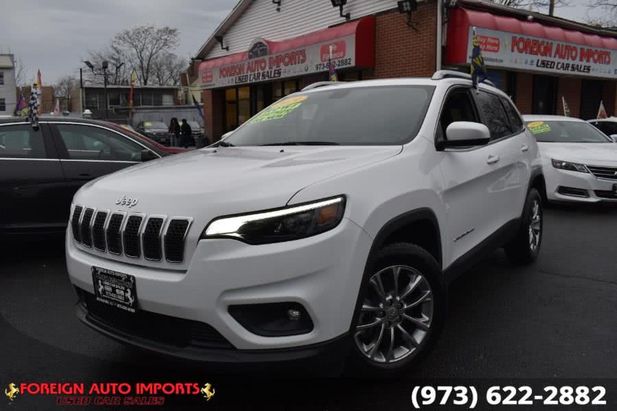 Used Jeep Cherokee Latitude Plus FWD 2019 | Foreign Auto Imports. Irvington, New Jersey