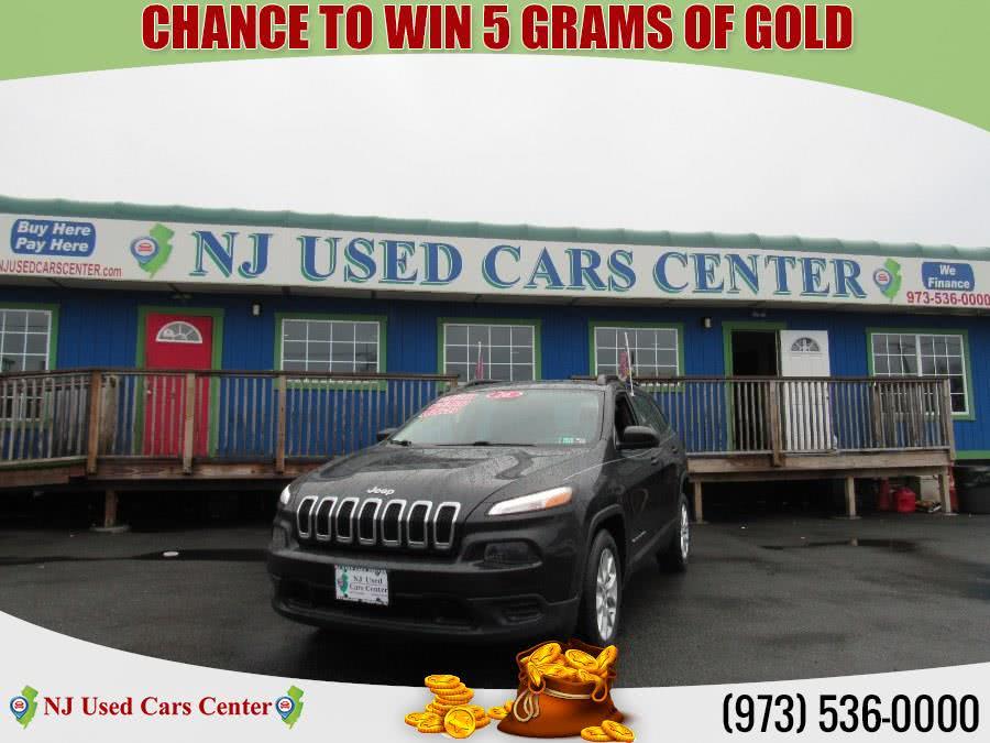Used 2016 Jeep Cherokee in Irvington, New Jersey   NJ Used Cars Center. Irvington, New Jersey