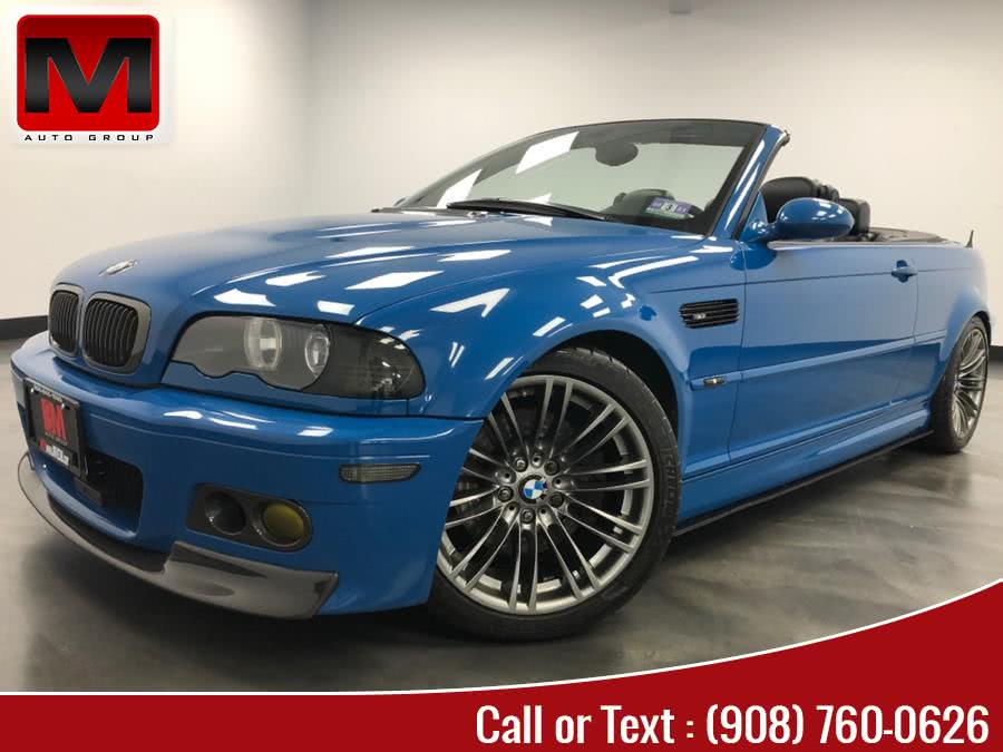 Used 2002 BMW M3 in Elizabeth, New Jersey | M Auto Group. Elizabeth, New Jersey