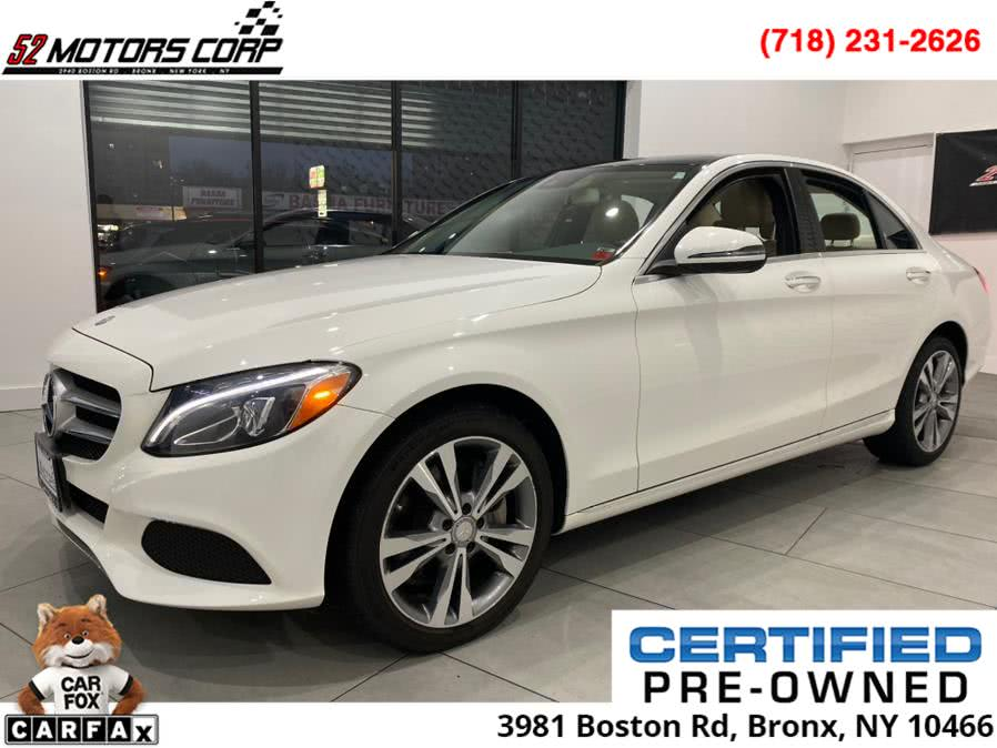Used 2017 Mercedes-Benz C-Class in Bronx, New York | 52Motors Corp. Bronx, New York